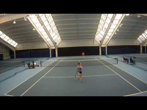 Laura Fitzgerald College Tennis Recruitment - Fall 2017