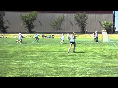 Courtney Brown, Goalie, Field Day 2015 Highlights