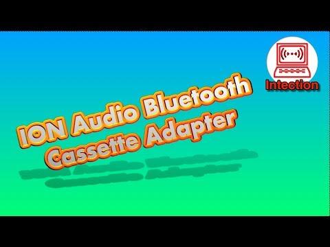 ION Audio Bluetooth Cassette Adapter