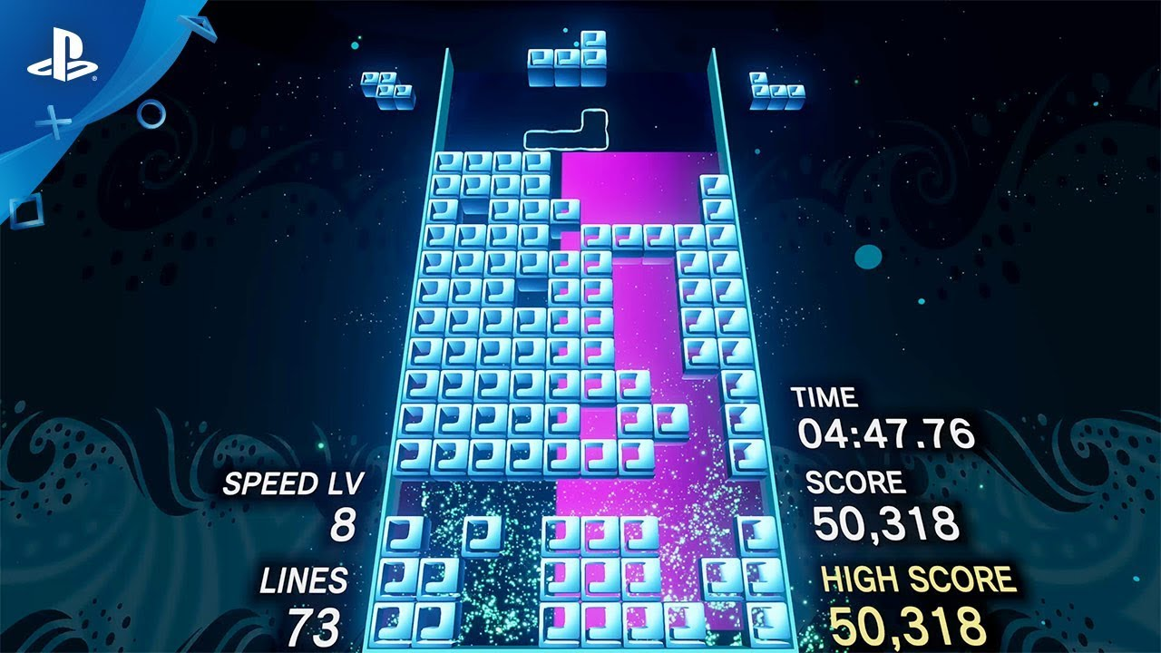 Tetris Effect E3 2018 Announce Trailer