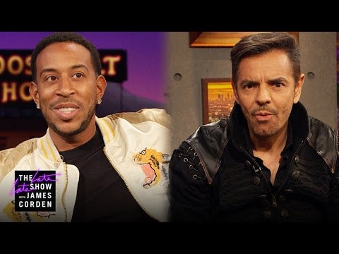 Eugenio Derbez Translates Chris 'Ludacris' Bridges's New