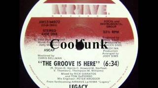 "Legacy - The Groove Is Here (12"" Funk 1982)"