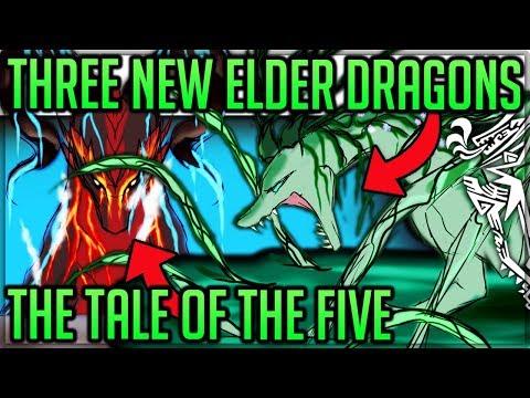 Three New Elder Dragon Still to Come to Iceborne - Monster Hunter World Iceborne! (Fun/Theory) |
