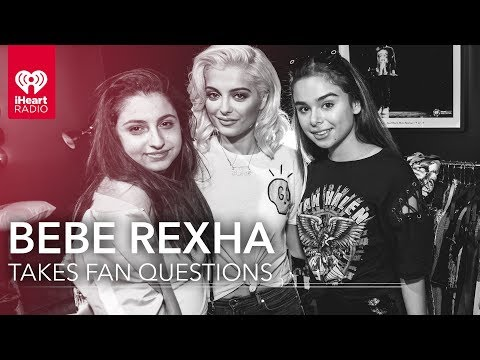 Bebe Takes Fan Questions Live | Exclusive Interview