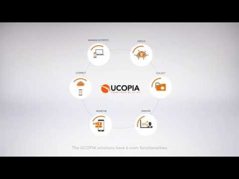 UCOPIA - New corporate video