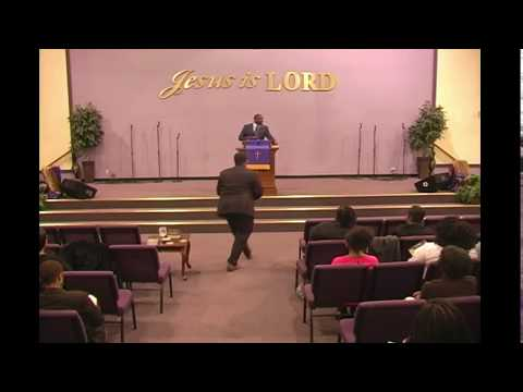 You Have a Decision to Make - Deu.30:11-20, Rev. Tyrone Brown