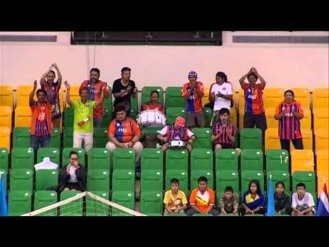 Highlight AFF Futsal Club 2015 : 25 NOV 2015 : Thai Port(THA) 3-2 East Coast Heat FC (AUS)