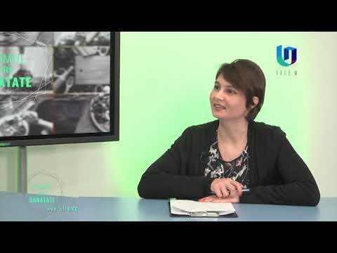 TeleU: Dr. Maria Puiu la Drumul spre Sănătate