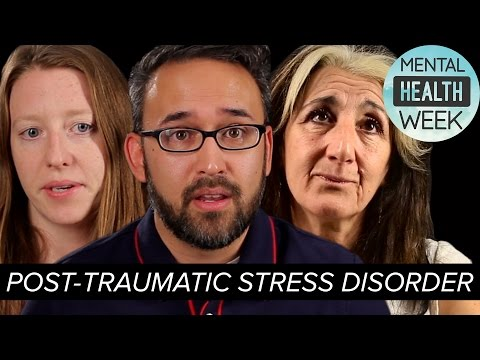 What PTSD Is Really Like