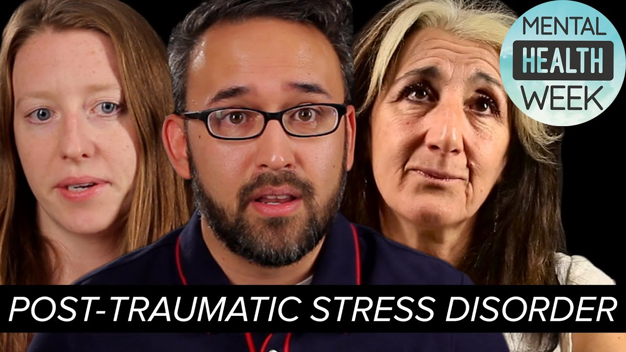 PTSD and Stress Disorders