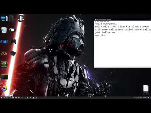 Download 550+ Wallpaper Engine Black Screen Terbaik