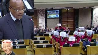 Jacob Zuma Marikana Report