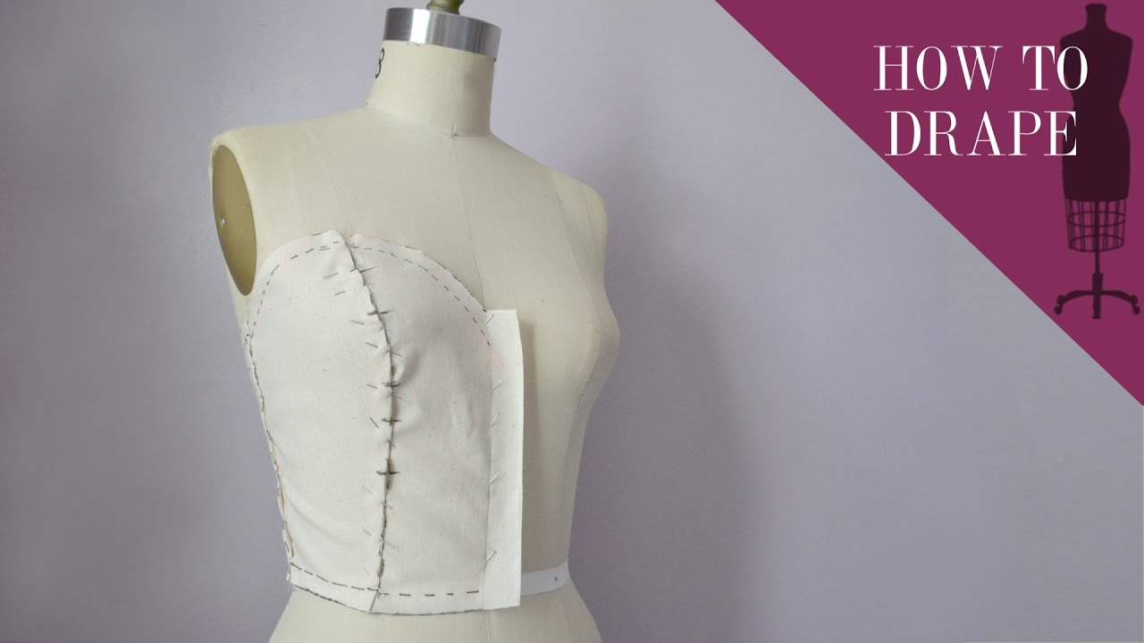 How to Sew a Sweetheart Neckline
