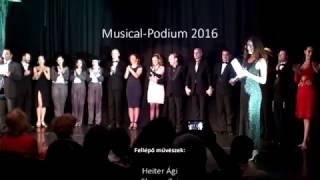 Musical-Pódium 2016  részletek