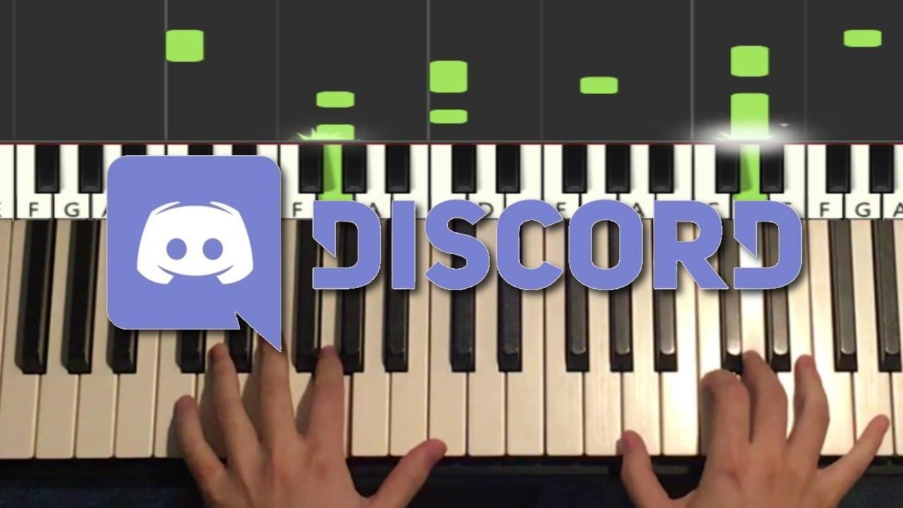 Discord Ringtone (Piano Tutorial Lesson) – Music