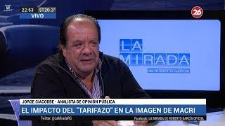 "Jorge Giacobbe en ""La mirada"", de Roberto García - 23/04/18"