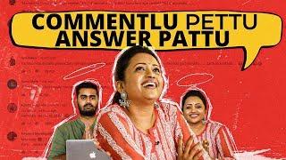 Commentlu Pettu Answer Pattu    Vol 02    Sumakka