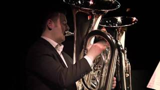 Double Trouble-Duet for Tuba by Barbara Thompson