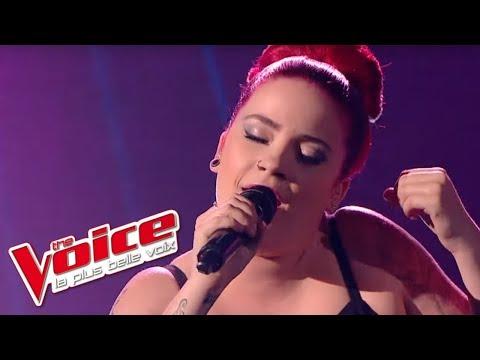 Johnny Hallyday – Que je t'aime | Manon Trinquier | The Voice France 2014 | Demi-Finale