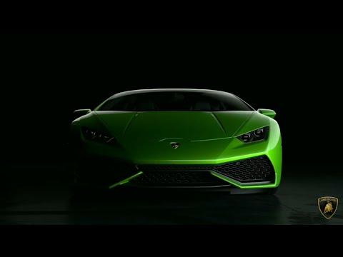 Introducing Lamborghini Huracan 610-4 _It's Like Time Machine_HD