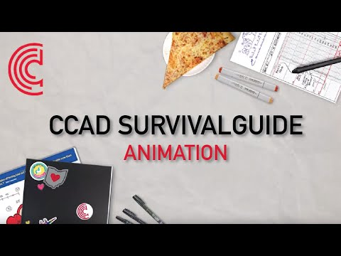 CCAD Survival Guide: Animation