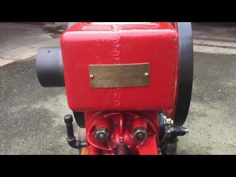 1HP Model CX Sparta Economy Engine