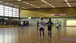 USC Paloma - Harburger TB (U13 D-Jugend, Hamburger Hallenmeisterschaft) | ELBKICK.TV