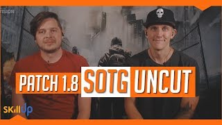 The Division   Patch 1.8 Announcement and Gameplay SOTG [Uncut]