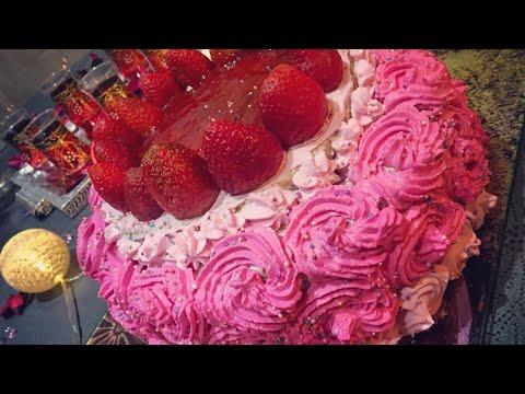 génoise-aux-fruits-très-facile-/كعكة-جينواز-بالفواكه-/comment-faire-un-gâteau-d'anniversaire-🎂