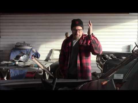 Pontiac Winshield Rust Repair