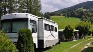 Camping Le Bivouac été 2016 Les Paccots