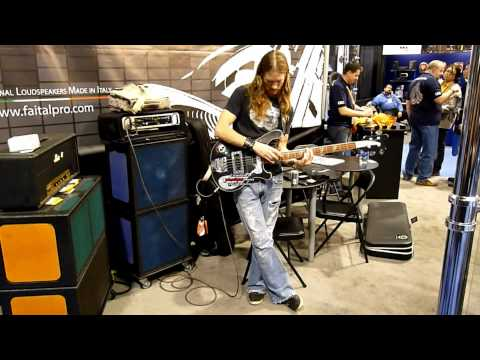 Bill Jenkins Sound's bass cabinets powered by FaitalPRO Loudspeakers- 4