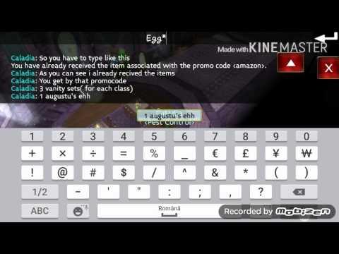 Arcane Legends- Promo Codes