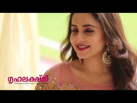 Bhama - Cover Photo Shoot - Behind the Scenes - Grihalakshmi