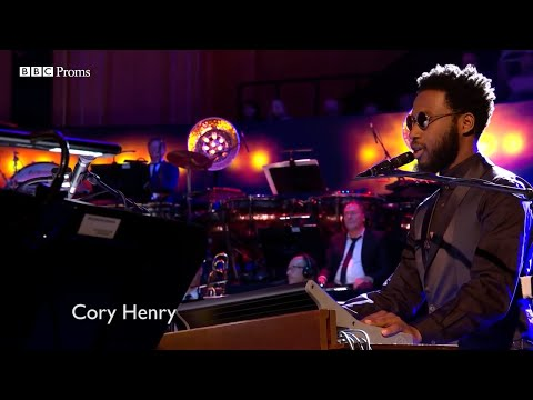 """Cory Henry Performing """"Billie Jean"""" on BBC Proms"""