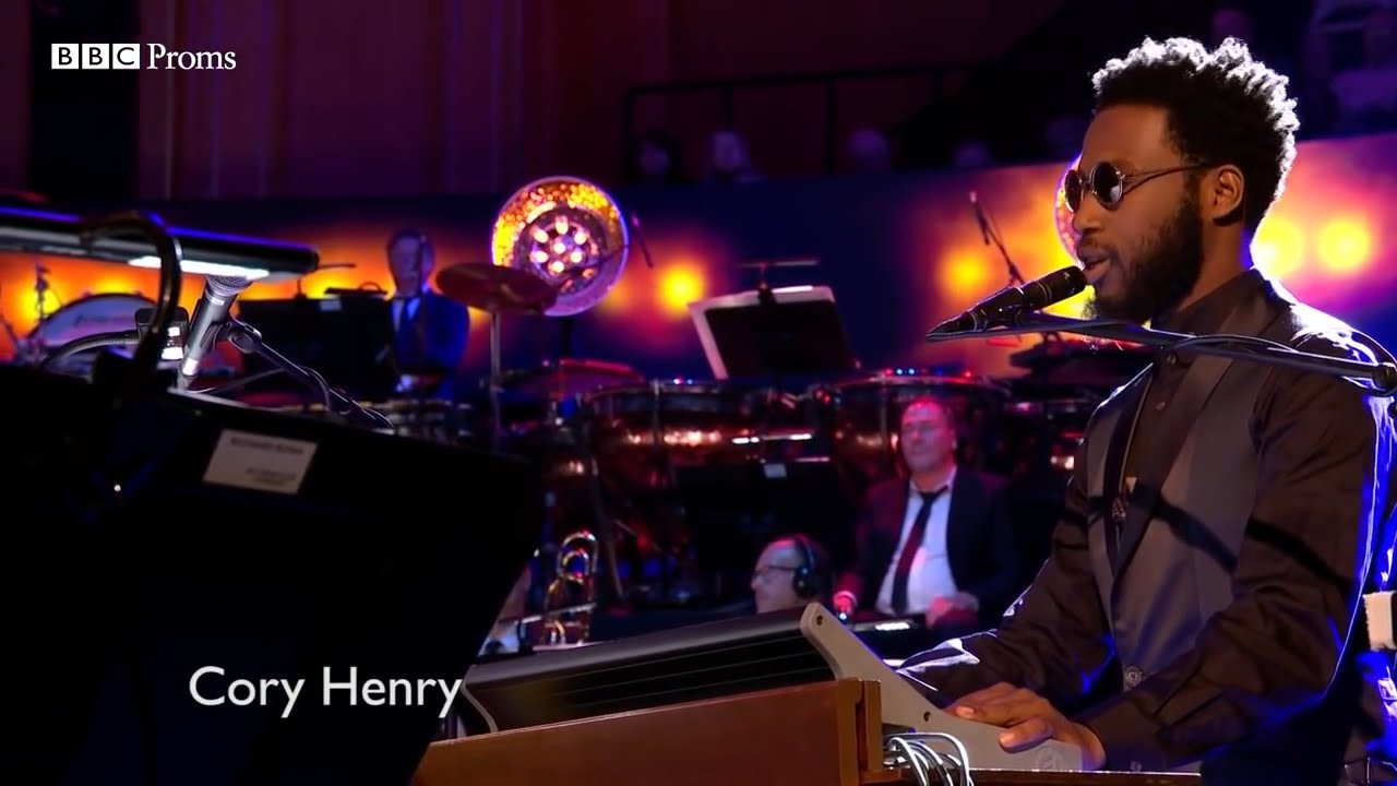 "Cory Henry | Performing ""Billie Jean"" on BBC Proms"