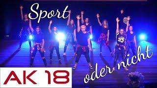 Abschluss 2018 Sport Oder nicht?