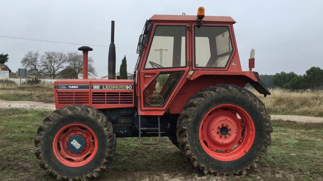 Same Tractor 90 : Same leopard turbo tractor sound technical data youtube