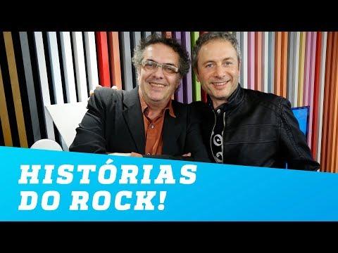 Tognolli e Apollo Nove contam histórias icônicas do rock!