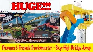 Sky-High Bridge Jump - Thomas and Friends Trackmaster Kids Toy