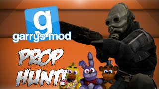 GMod Prop Hunt! - FNAF: The Movie,  Drakes New Album, Jizz, Lamborghini!