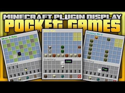 Pocket Games [1 8 - 1 12 2] | 25 Premium Minigames | | MC-Market