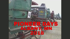 PIONEER DAYS 2018 - ALBANY, MN