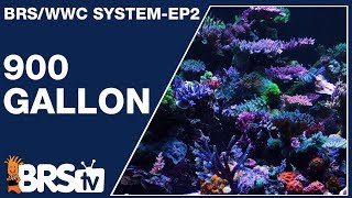 Ep2: WWC's recipe for their 900gal reef tank - The BRS/WWC System