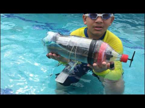 Pool Cleaning Submarine SFP