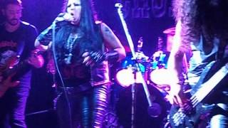 Espectro- Heavy Metal-Show Live in Rosario 5/4/2014.graciela covelli