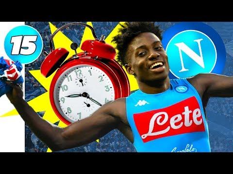 WEAH SALVOU O NAPOLI NO ÚLTIMO MINUTO?! | FIFA 19 - Modo Carreira Napoli #15