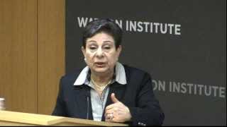Hanan Ashrawi: Oslo: Process Versus Peace (Longer Excerpt)▬ September 25, 2013
