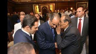 المسائية | المشير طنطاوي مع جمال وعلاء مبارك