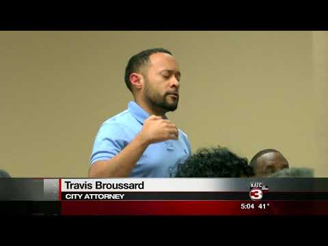 Opelousas council members now have budget in hand